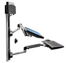 Radiology Monitor Wall Mount